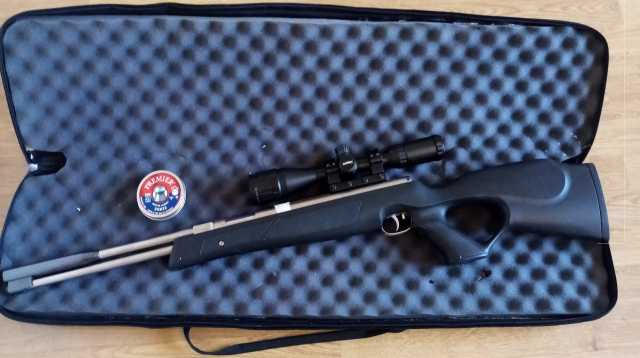 Продам: Пневматическая винтовка Weihrauch HW 97