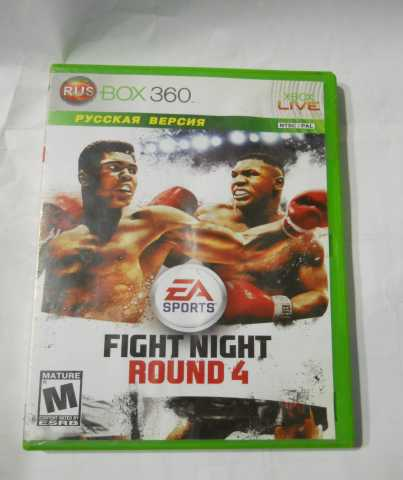 Продам: Fight Night round 4