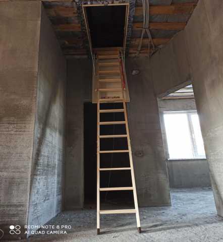 Продам: чердачная лестница 60 120 305 в ессентук