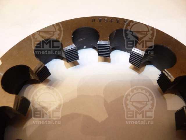 Продам: Метрическая плашка М75х1,5 для ремонта