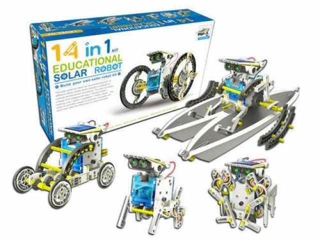 Продам: Конструктор SOLAR на солнечных батареях
