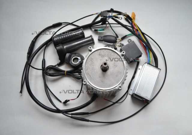 Продам: Электромотор комплект KIT D7500-K1