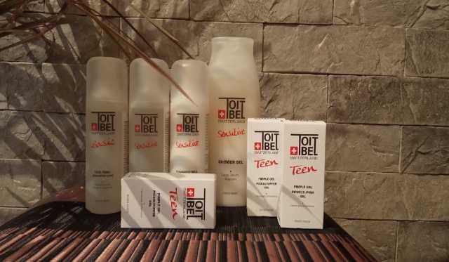 Продам: TOITBEL – швейцарская косметика