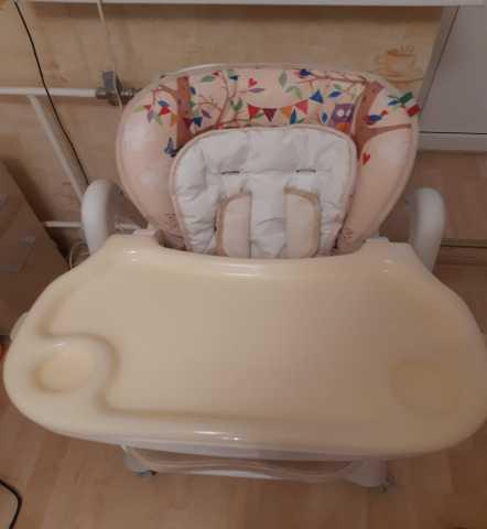 Продам: Стульчик для кормления Sweet Baby