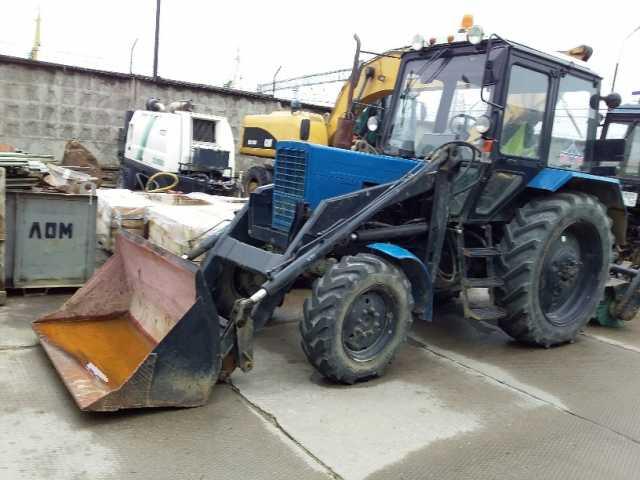 Продам: Трактор МТЗ-82.1 с щеткой