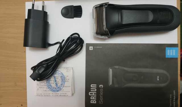 Продам: Бритва Braun Series 3 ProSkin