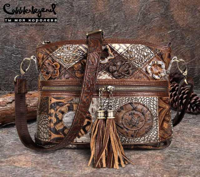 Продам: Дизайнерские сумки Cobbler Legend
