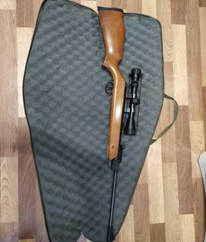 Продам: Пневматическая винтовка Smersh R 7