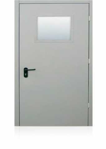 Продам: Противопожарные входные двери со скидкой
