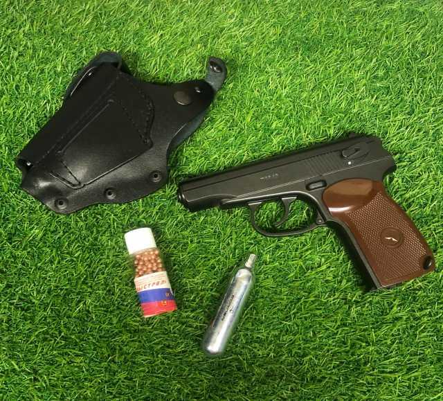 Продам: Пневматический пистолет ПМ-49 ( Ш 3277)