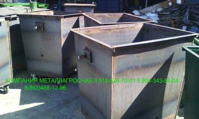 Продам: Контейнер для мусора тбо 1,1 м3
