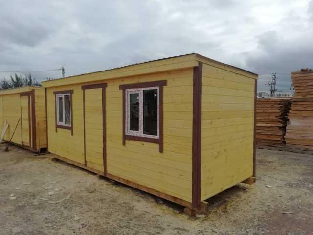 Продам: Бытовка деревянная с окнами ПВХ