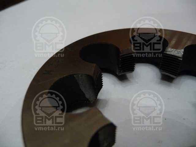 Продам: Плашка левая, правая М72х1.5, М75х1.5