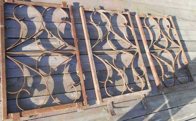 Продам: Ограждение ограды двери секции как угодн