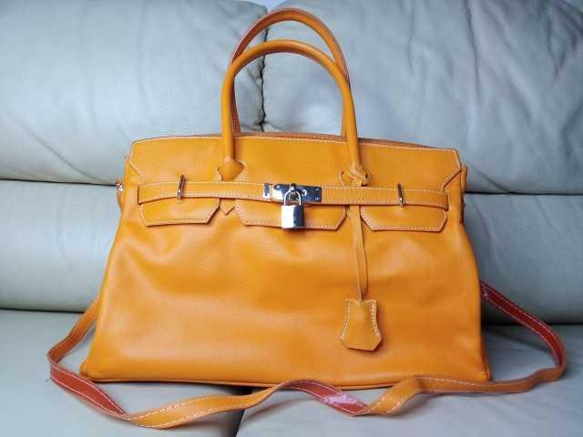 Продам: сумку из натуральной кожи