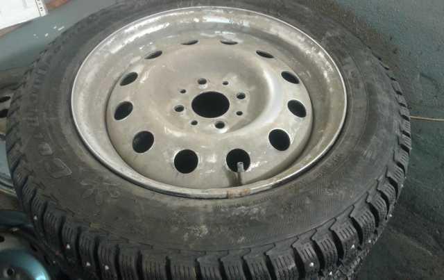 Продам: Три диска на авто Niva Ваз R-16