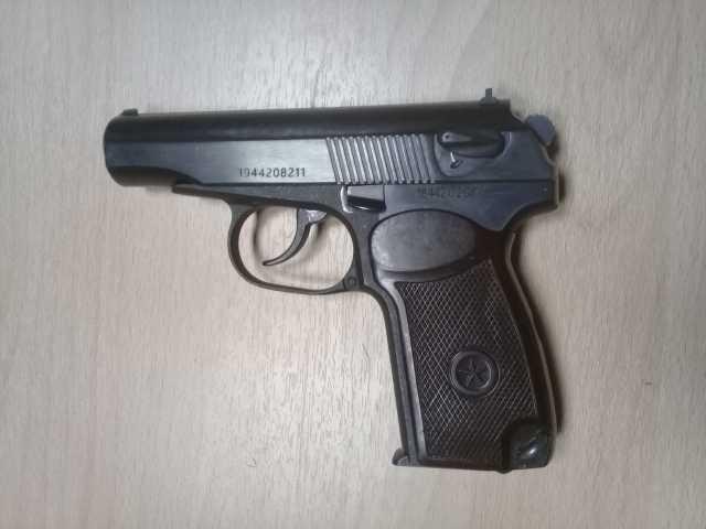 Продам Р-411 кованый охолощенный пистолет ПМ