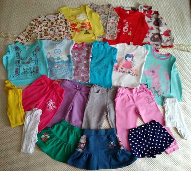 Продам: Вещи для девочки на 2-3,5 года