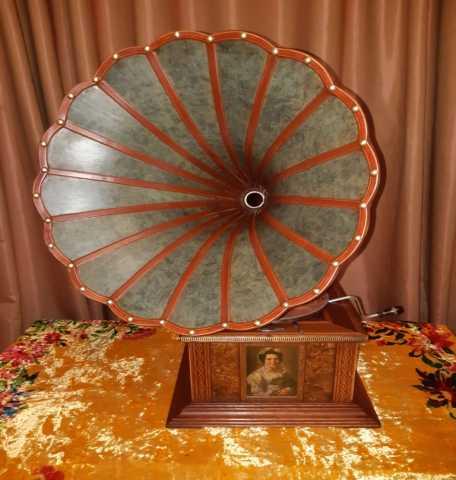 Продам: Граммофон СССР 1935 год. Реставрация