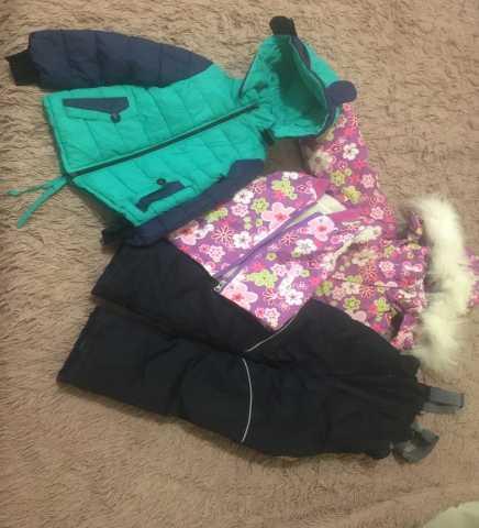 Продам: Куртку детскую