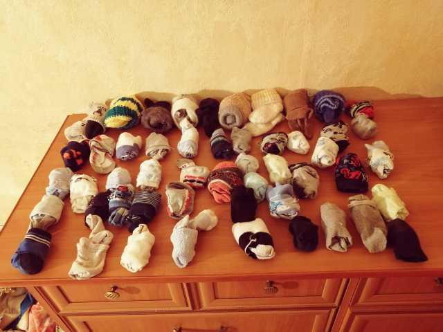 Продам: детские носочки 0+