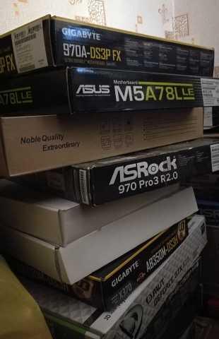 Продам: Платы AMD