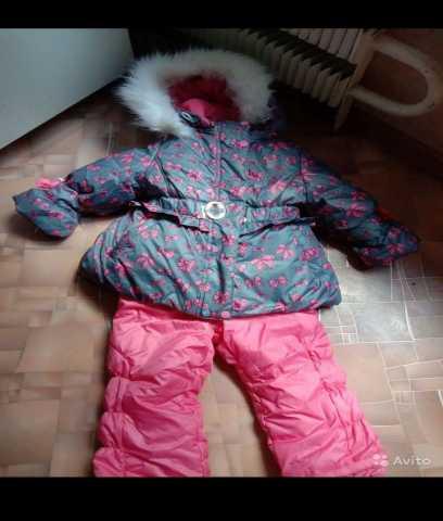 Продам: Детский костюм: полукомбинезон и куртка