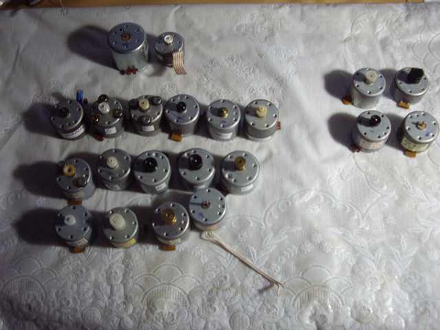 Продам: Моторчики для кассетной деки