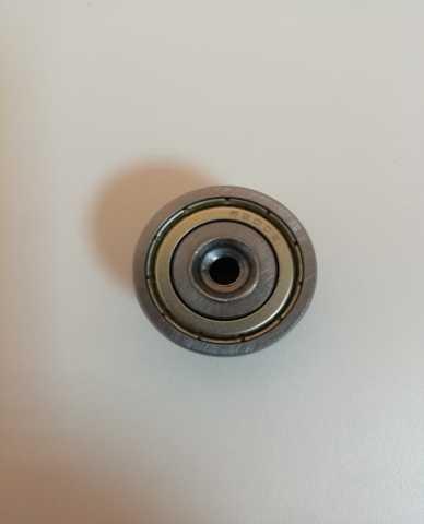 Продам: Ролик шторный для полуприцепа 30 мм