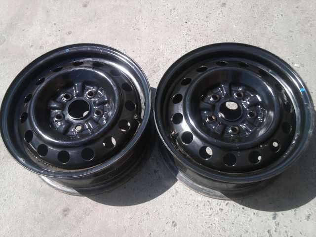 Продам: диски стальные 5/100 R-14.Toyota