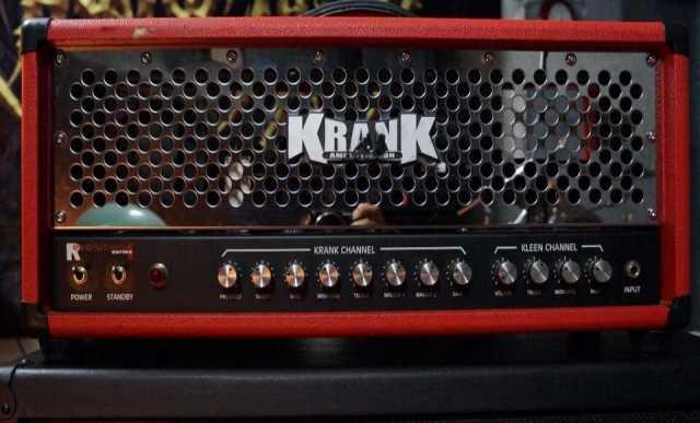 Продам: Krank Revolution S1 120W Ламповая голова