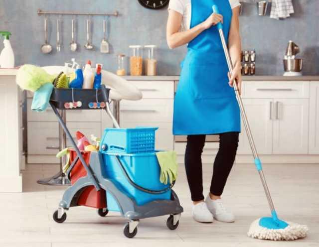 Предложение: Услуги клининга (профессиональная уборка