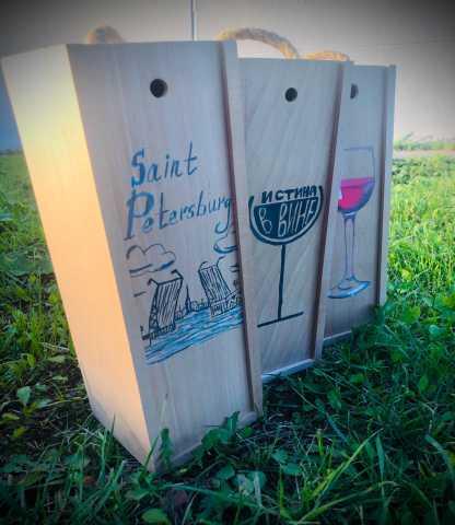 Продам: Деревянные коробки и пеналы
