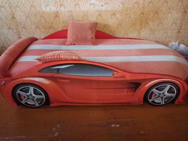 Продам: Кровать-машина