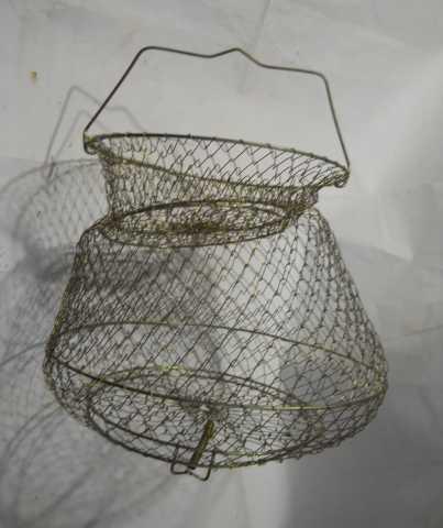 Продам: садок для рыбы металлический