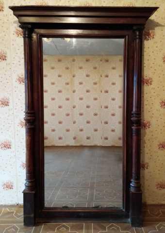 Продам: Зеркало старинное напольное