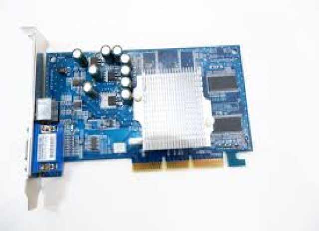 Продам: AGP-видеокарту