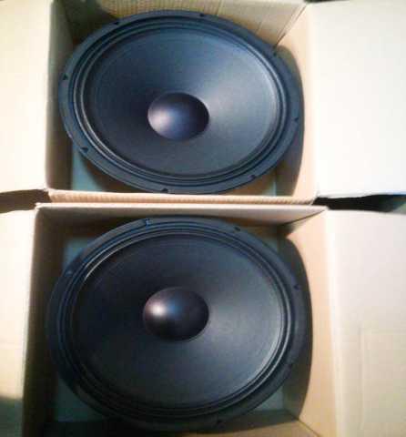 Продам: Новые динамики HP-15W P-Audio