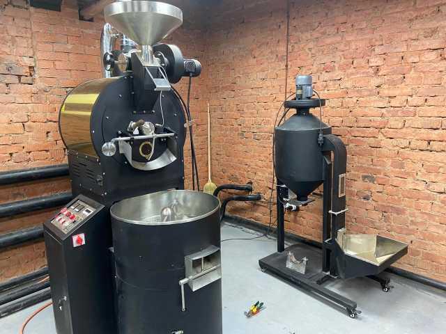 Продам: Ростер для обжарки кофе