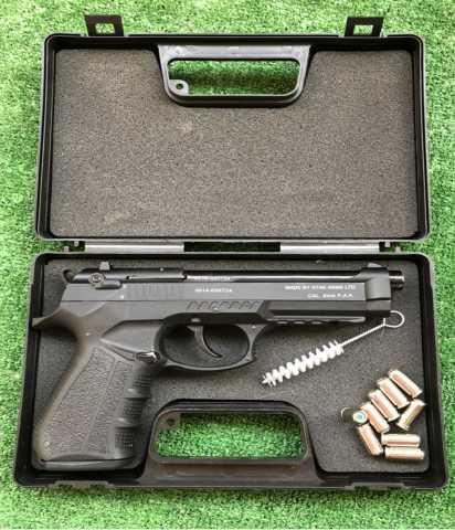 Продам: Пистолет стартовый Stalker 2918-S 9mm