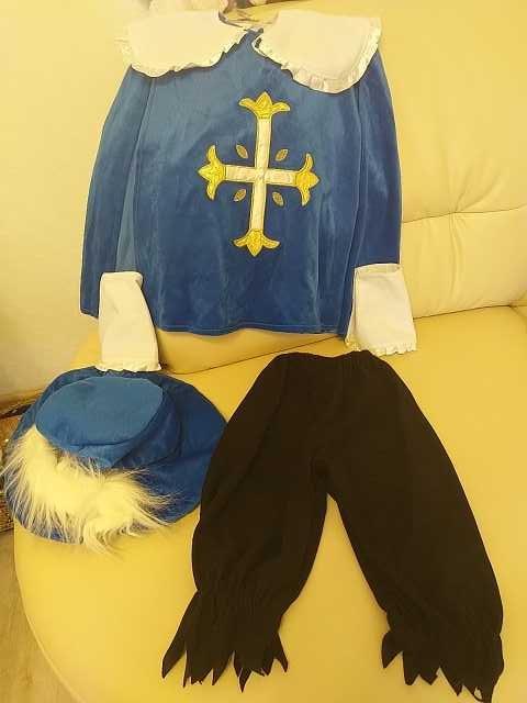 Продам: Карнавальный костюм мушкетера