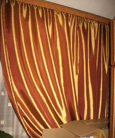 Продам: Широкие шторы