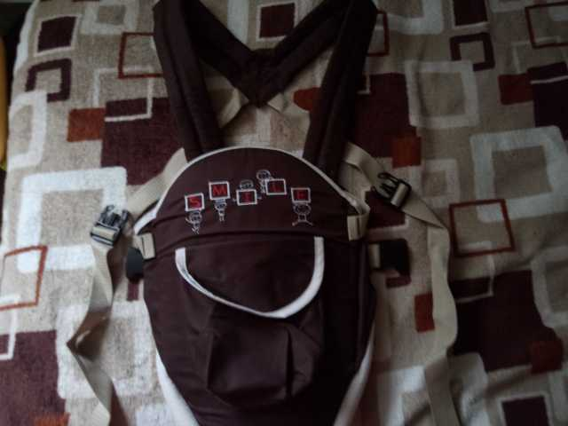 Продам: рюкзак-кенгуру