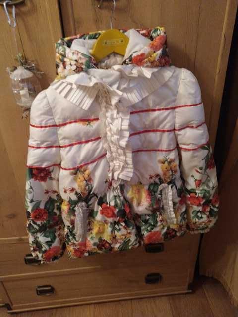 Продам: Куртка демисезонная для девочки