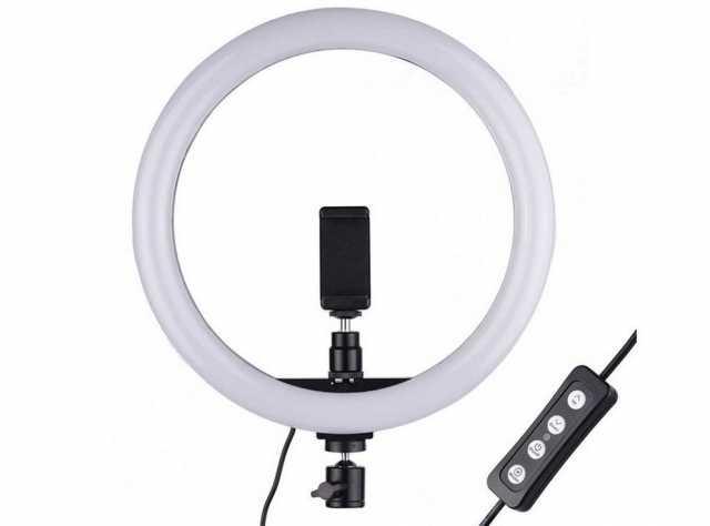 Продам: Кольцевая светодиодная лампа 33 см
