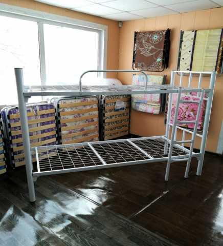 Продам: Кровати металлические усиленные Арт028