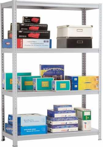 Продам: Металлические стеллажи (грузовые и архив