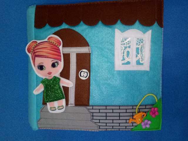 Продам: Продам Кукольный домик