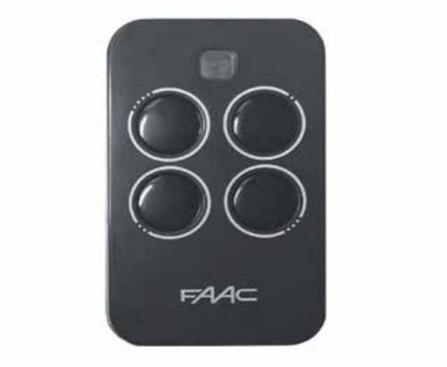 Продам: FAAC Брелок XT4 433 RC (оригинал)