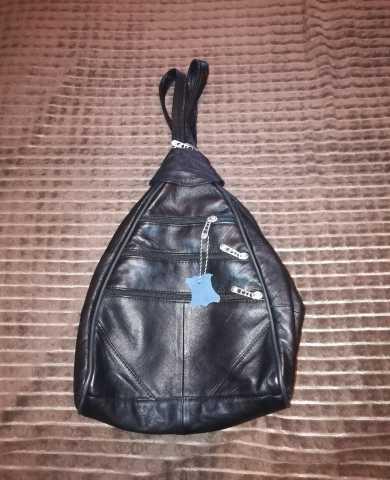 Продам: Рюкзак-сумка, кожа